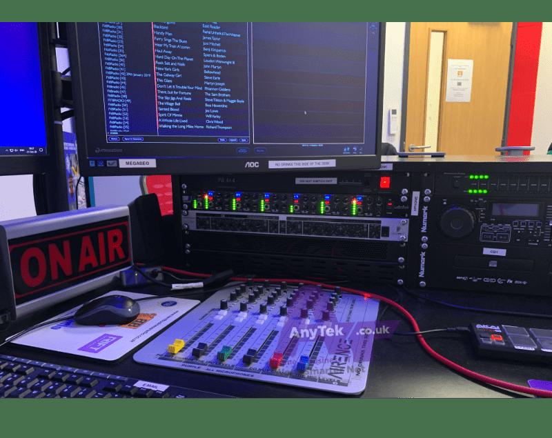 AnyTek Radio Installations