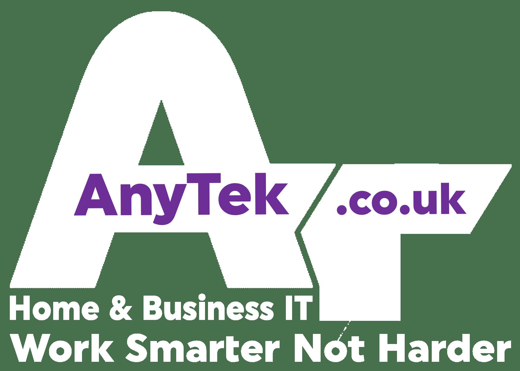 AnyTek - Work Smarter Not Harder