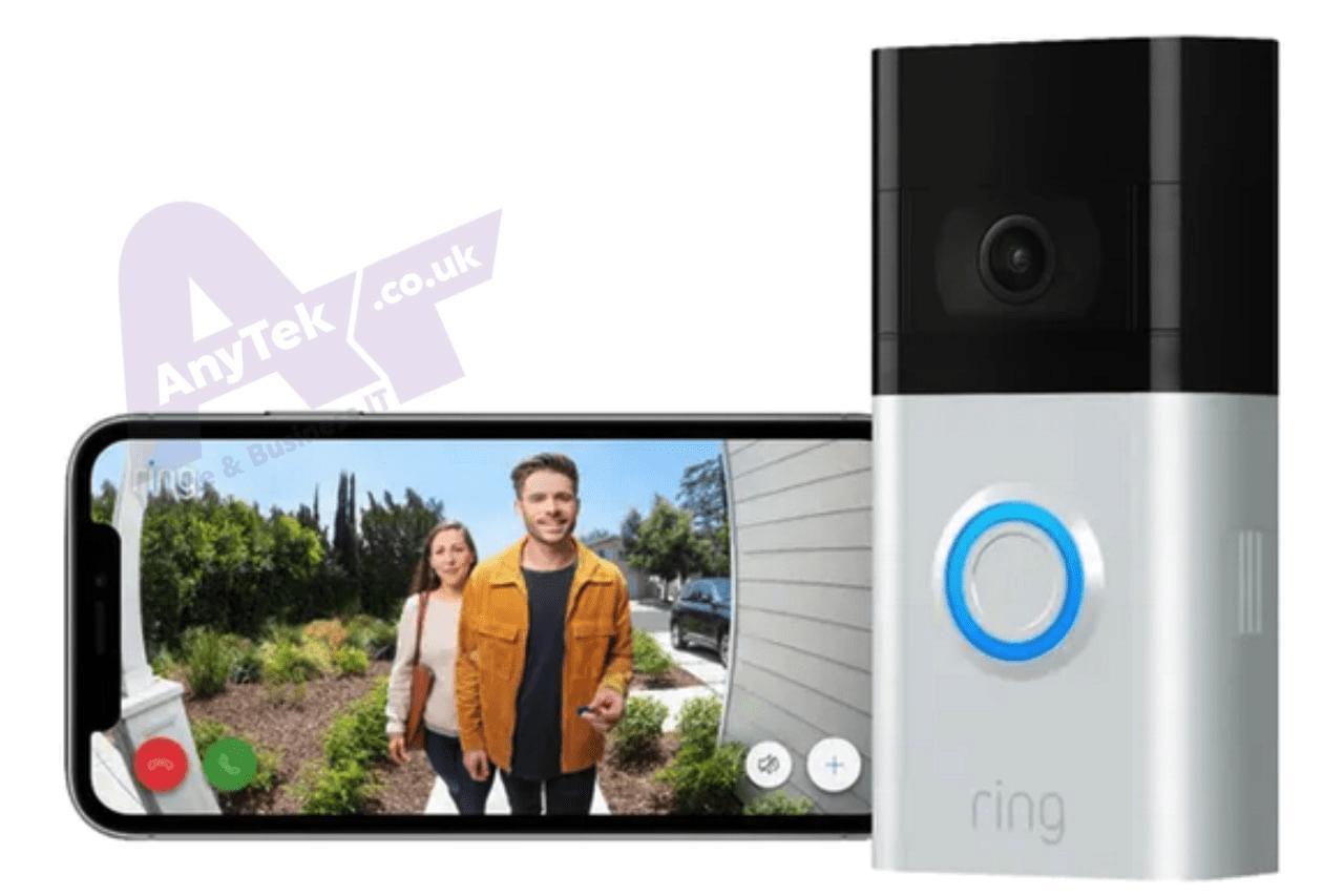 AnyTek - Ring doorbell Installer